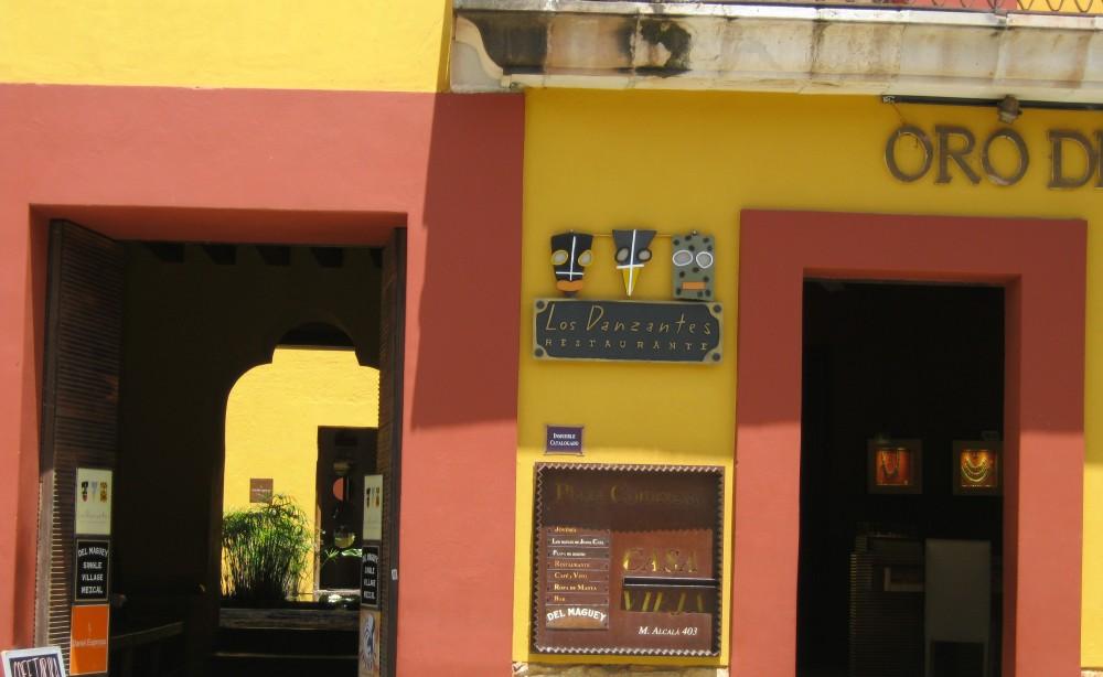 Casa Vieja Oaxaca